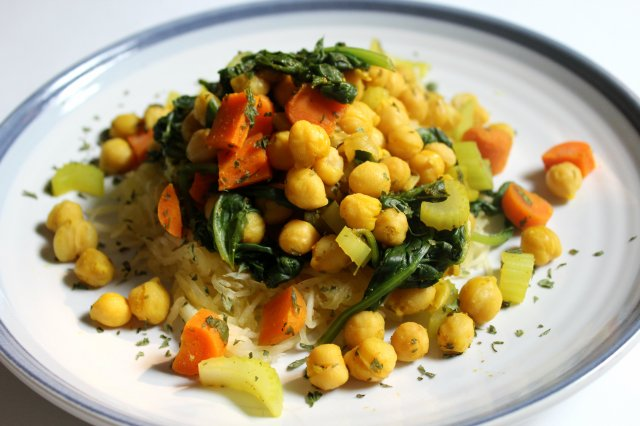 Spiced Chickpeas 3