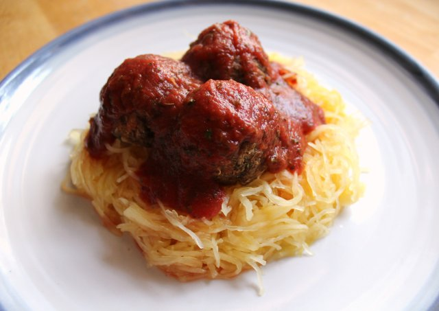 Vegan and Gluten-Free Spaghetti and Meatballs // Strength and Sunshine