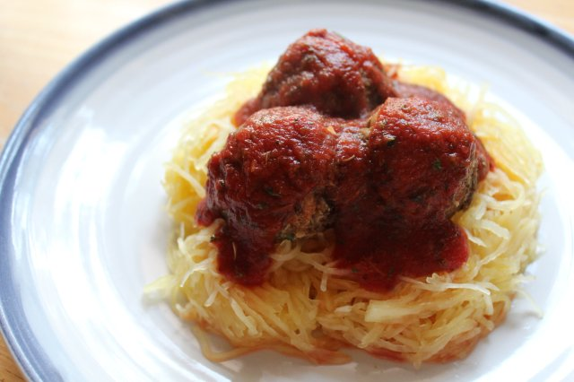Vegan and Gluten-Free Spaghetti and Meatballs // Strength and Sunshine