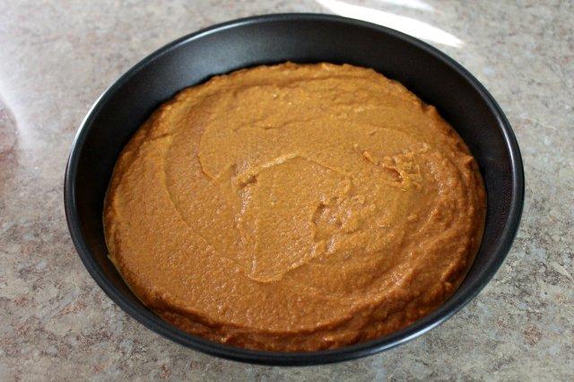 Crustless Pumpkin Pie 1