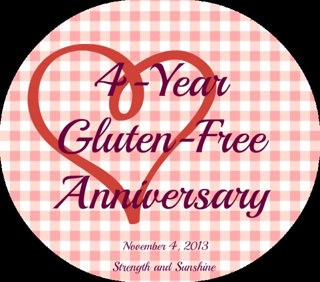 G-Free Anniversary