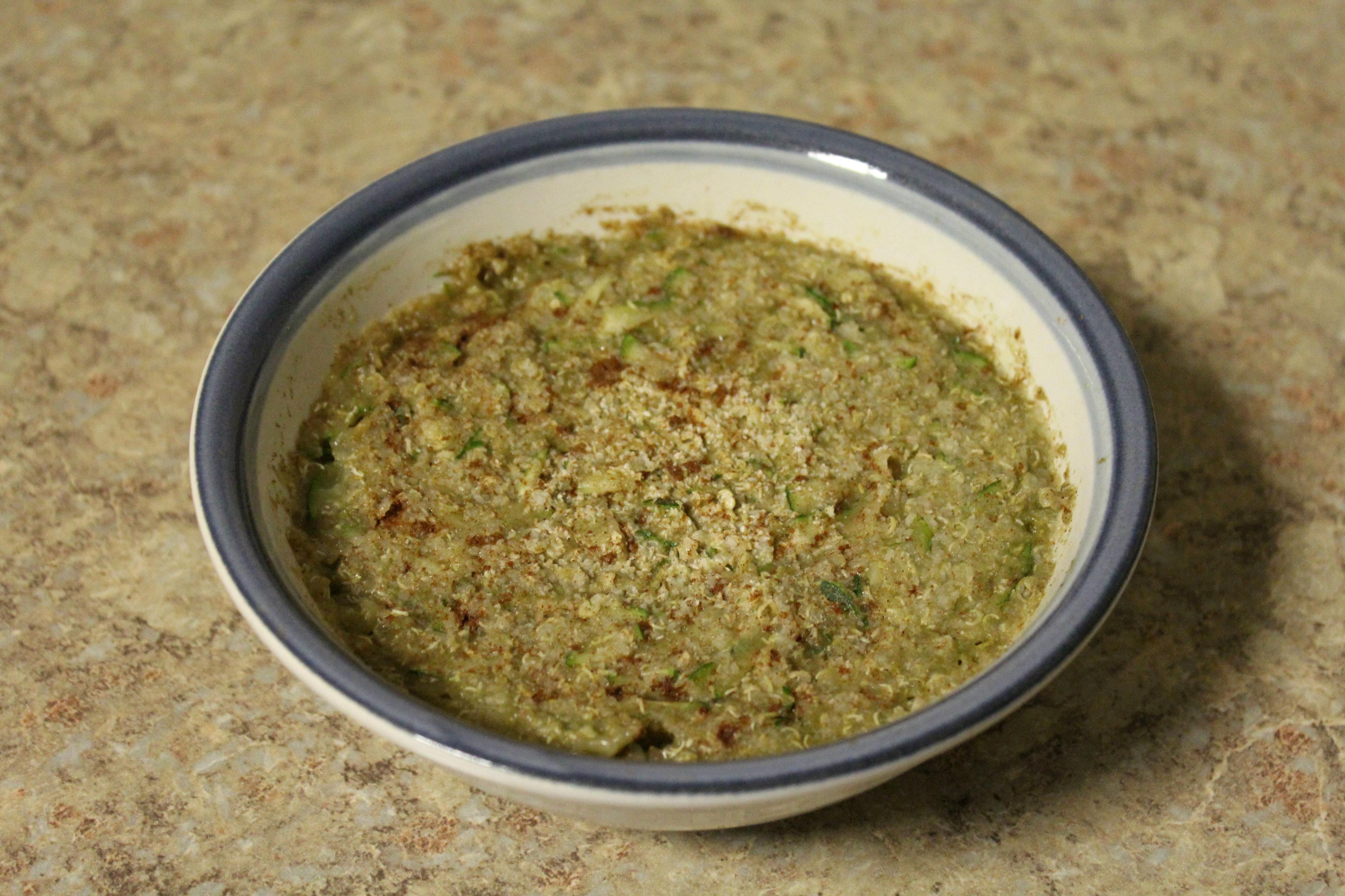 Zucchini Bread Quinoa Flakes 1