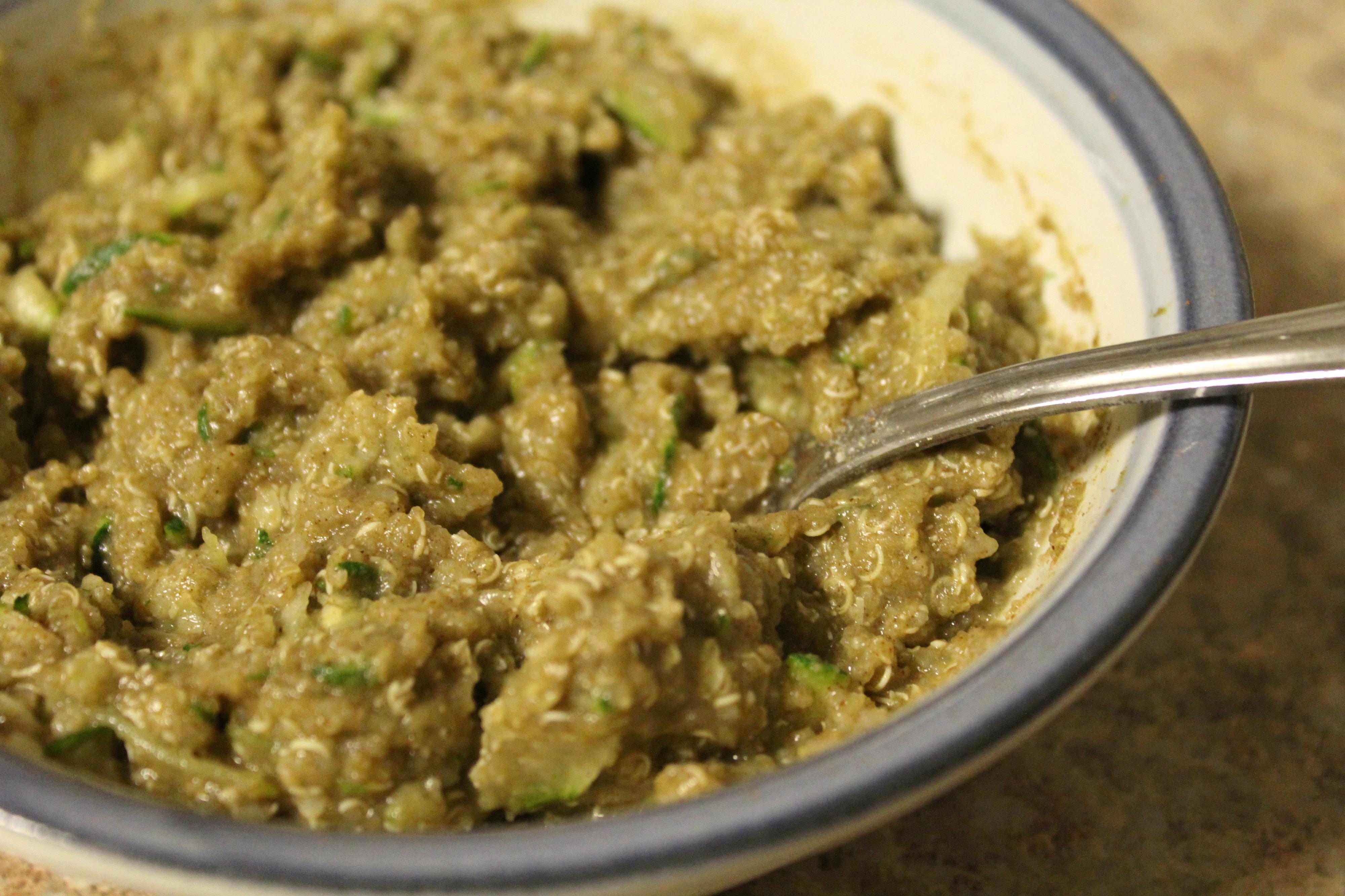 Zucchini Bread Quinoa Flakes 5