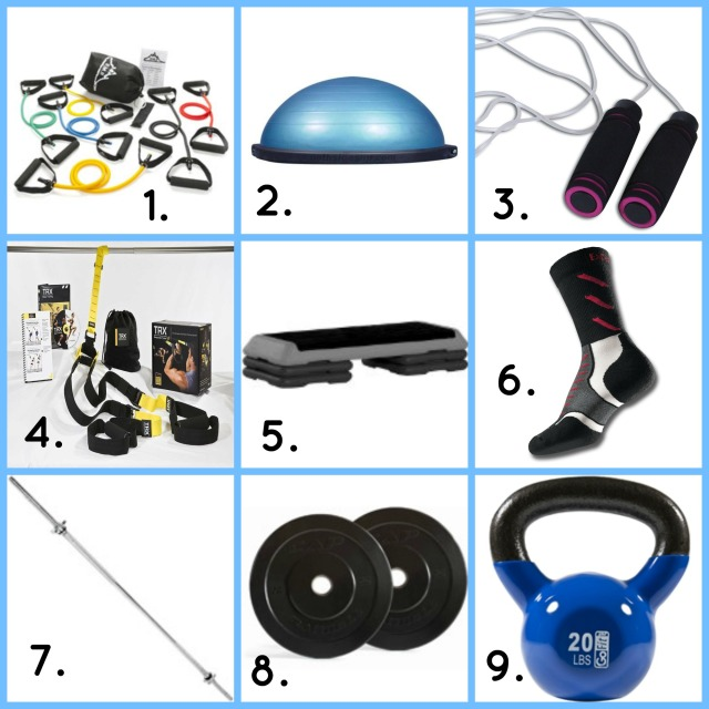 Fitness Gifts 1