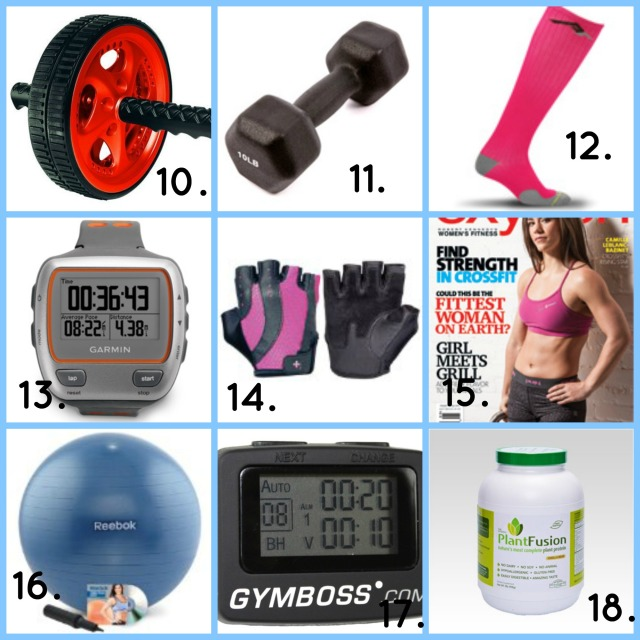 Fitness Gifts 2