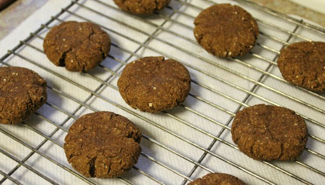 Soft Spiced Cocoa Pumpkin Cookies 1