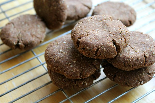 Soft Spiced Cocoa Pumpkin Cookies 2