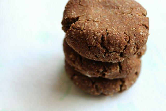 Soft Spiced Cocoa Pumpkin Cookies 9
