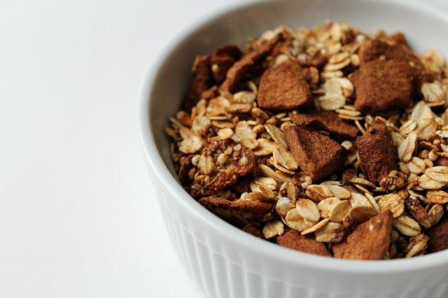 Apple Cinnamon Granola 1
