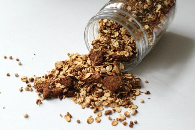 Apple Cinnamon Granola 8