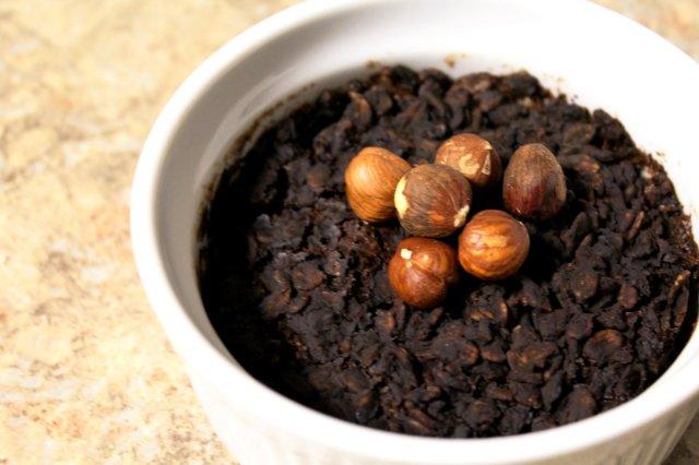 Halzelnut Mocha Baked Oatmeal 1