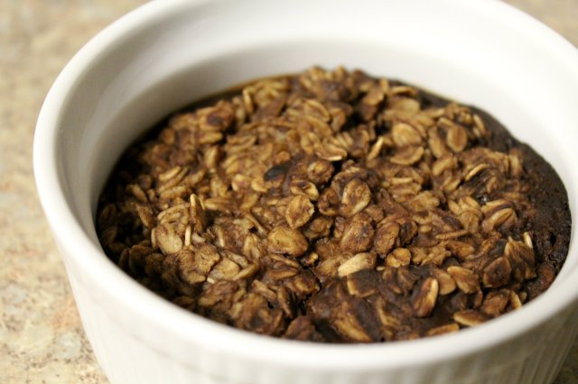 Halzelnut Mocha Baked Oatmeal 2