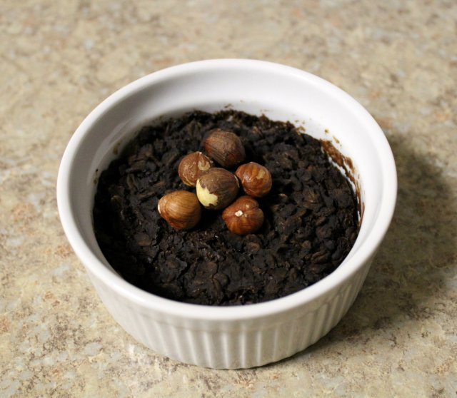Hazelnut Mocha Baked Oatmeal 4