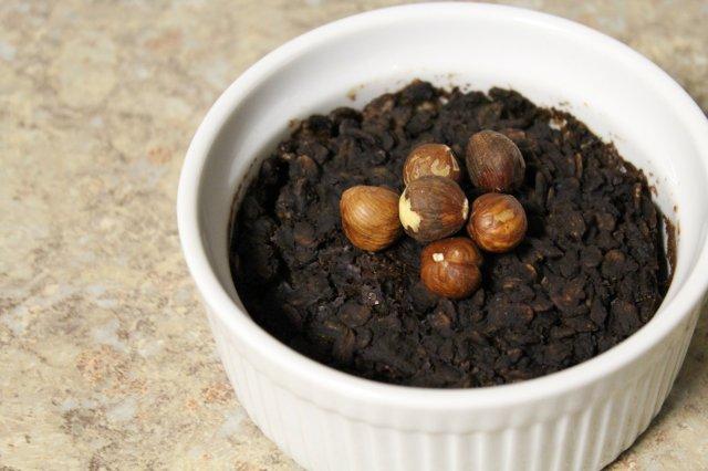 Hazelnut Mocha Baked Oatmeal 6