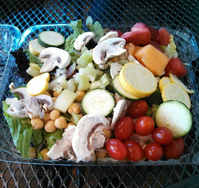 Fresh Market Salad