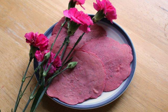 Pretty Pink Pancakes 2
