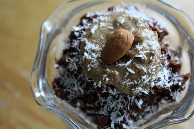 Almond Joy Quinoa Flakes 5