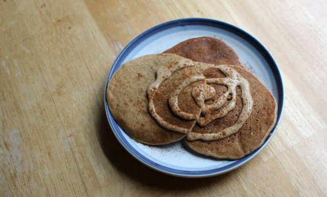 Banana Pancakes  | Strength and Sunshine