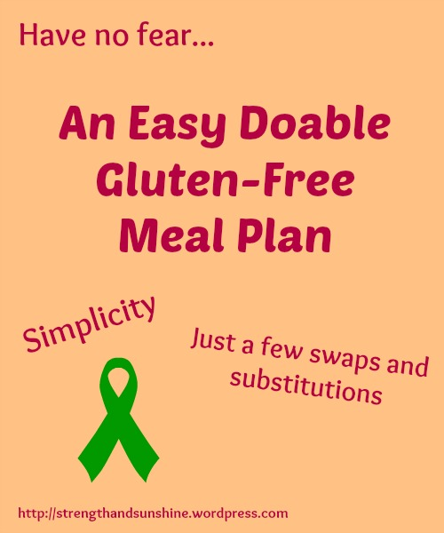 Gluten-Free Meal Plan | Strength and Sunshine