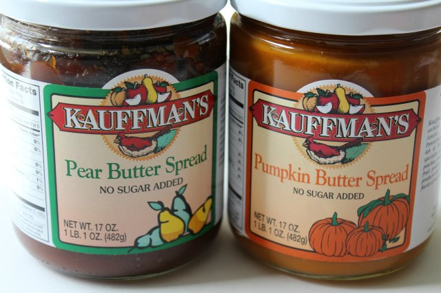 Kauffman's Fruit Butter 1