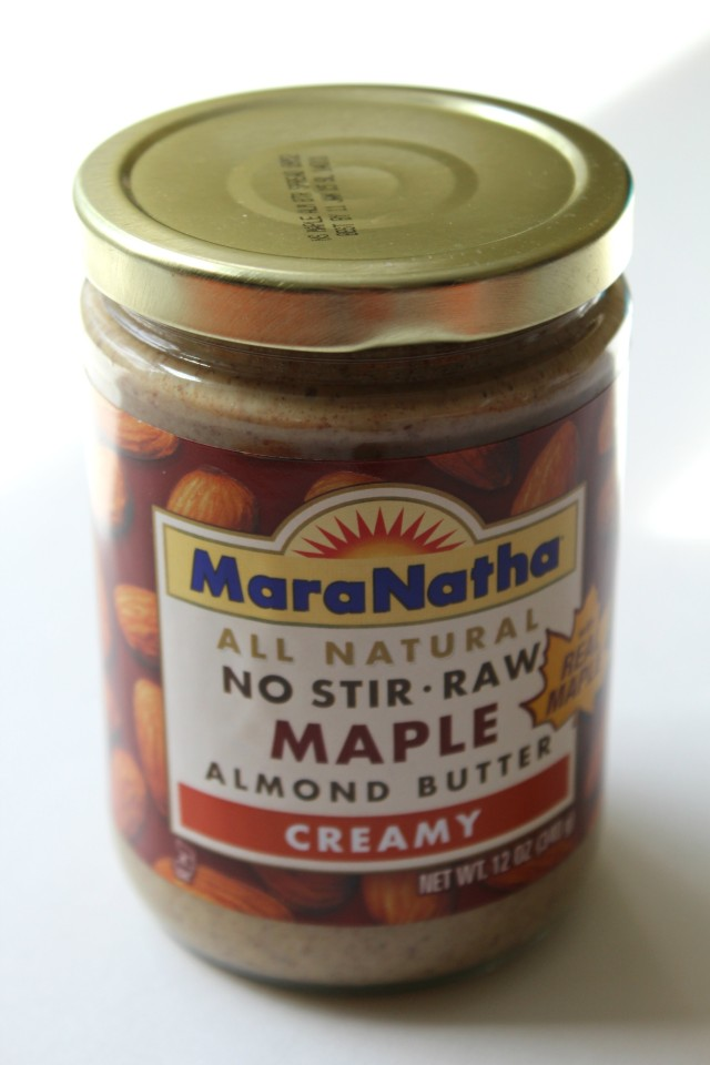 MaraNatha Maple Almond Butter