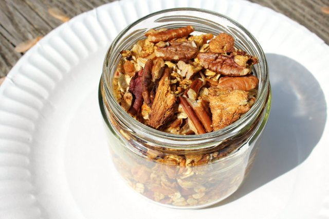 More Than Carrot Cake Granola 2
