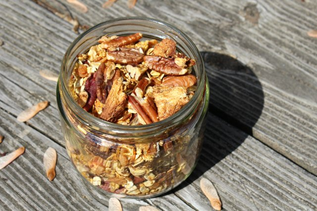 More Than Carrot Cake Granola 3