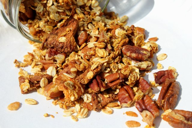 More Than Carrot Cake Granola 4