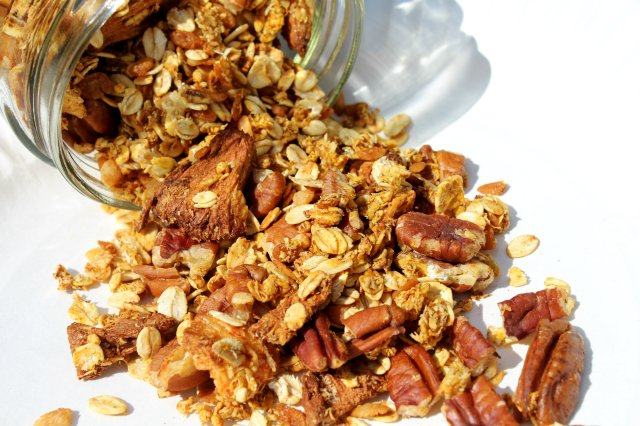 More Than Carrot Cake Granola 5