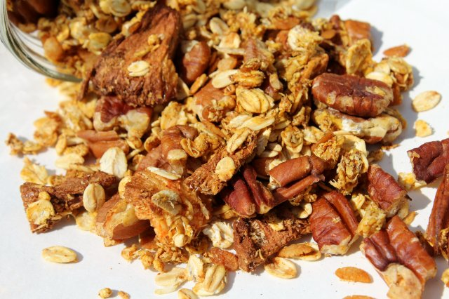 More Than Carrot Cake Granola 6