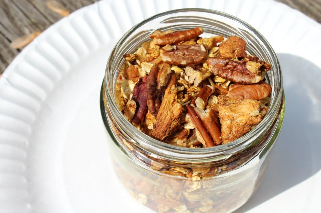 More Then Carrot Cake Granola 1