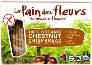 Chestnut Crispbreads