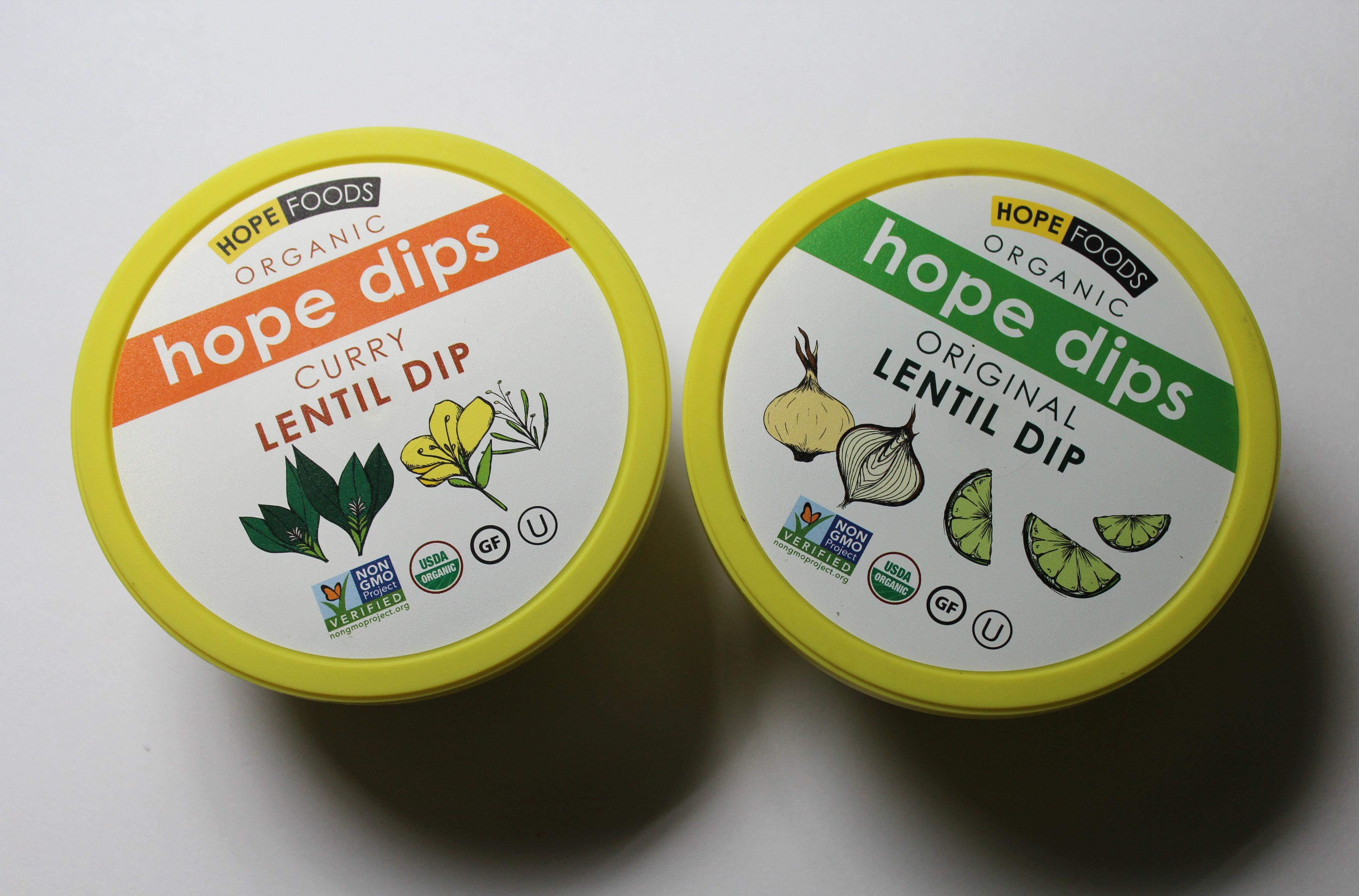 Hope Hummus Lentil Dip