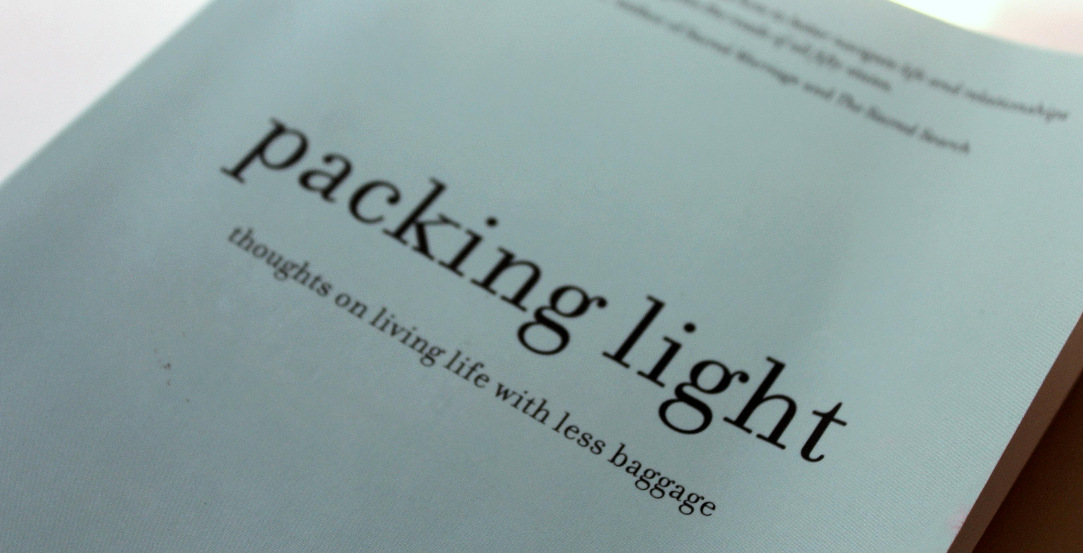 Packing Light 5