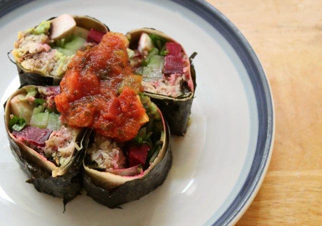 Paleo Sushi   Strength and Sunshine