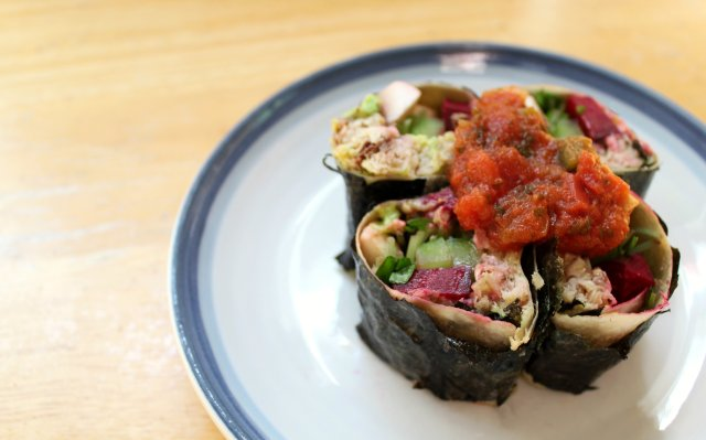 Paleo Sushi | Strength and Sunshine