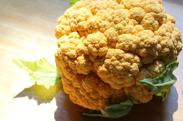 Yellow Cauliflower | Strength and Sunshine