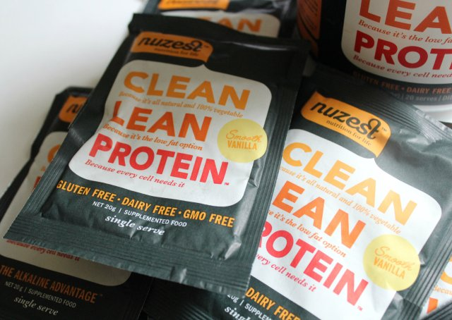 Nuzest Protein Review | Strength and Sunshine