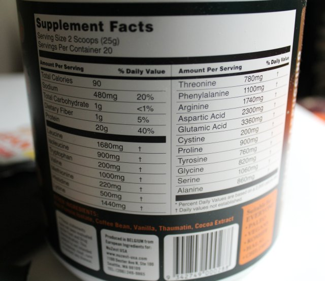 Nuzest Protein Review   Strength and Sunshine